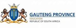 SA Dept of Educ Gauteng Logo